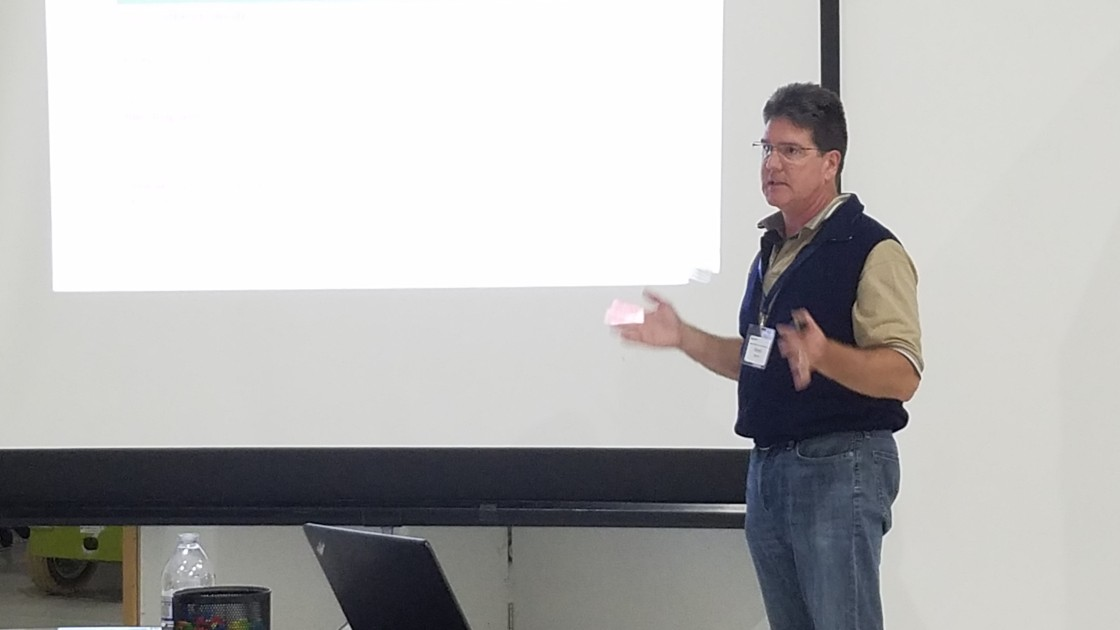 Kevin Burns Teaching